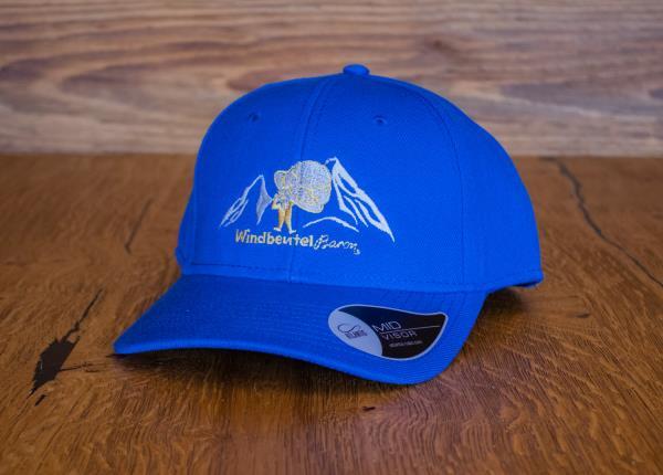 Cap Windbeutelbaron Atlantis blau